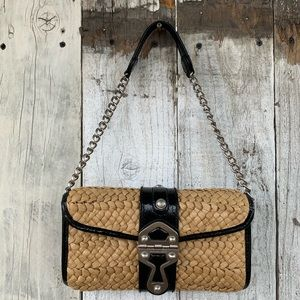 Michael Kors Bamboo Shoulder Bag Chain
